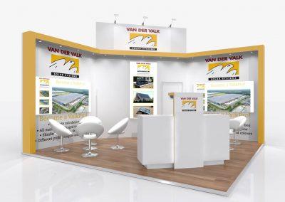 5m x 5m Exhibition Stand Design