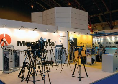 Modular Exhibition Stand Photography Show