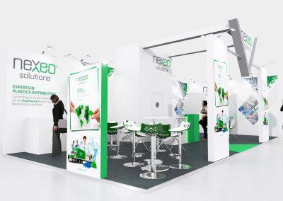 Interplas Exhibition Stand Design 2