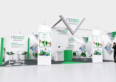 Interplas Exhibition Stand Design