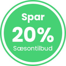 Tilbud på tagrenderensning - Spar 20% med abonnement
