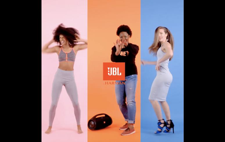 JBL Commercial – Women's Day