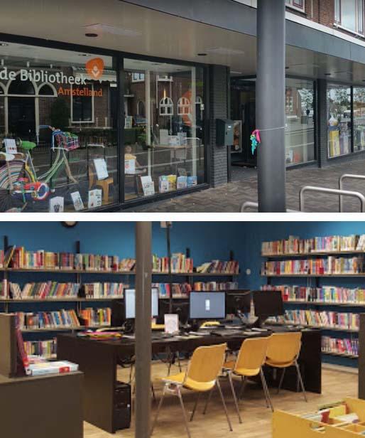 Taalhuis Uithoorn - bibliotheek - contact