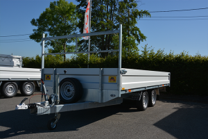 Plateau Aanhangwagen Model TACK