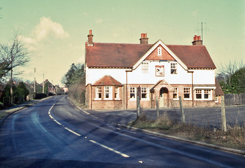 The Fighting Cocks, Tadley; 1970
