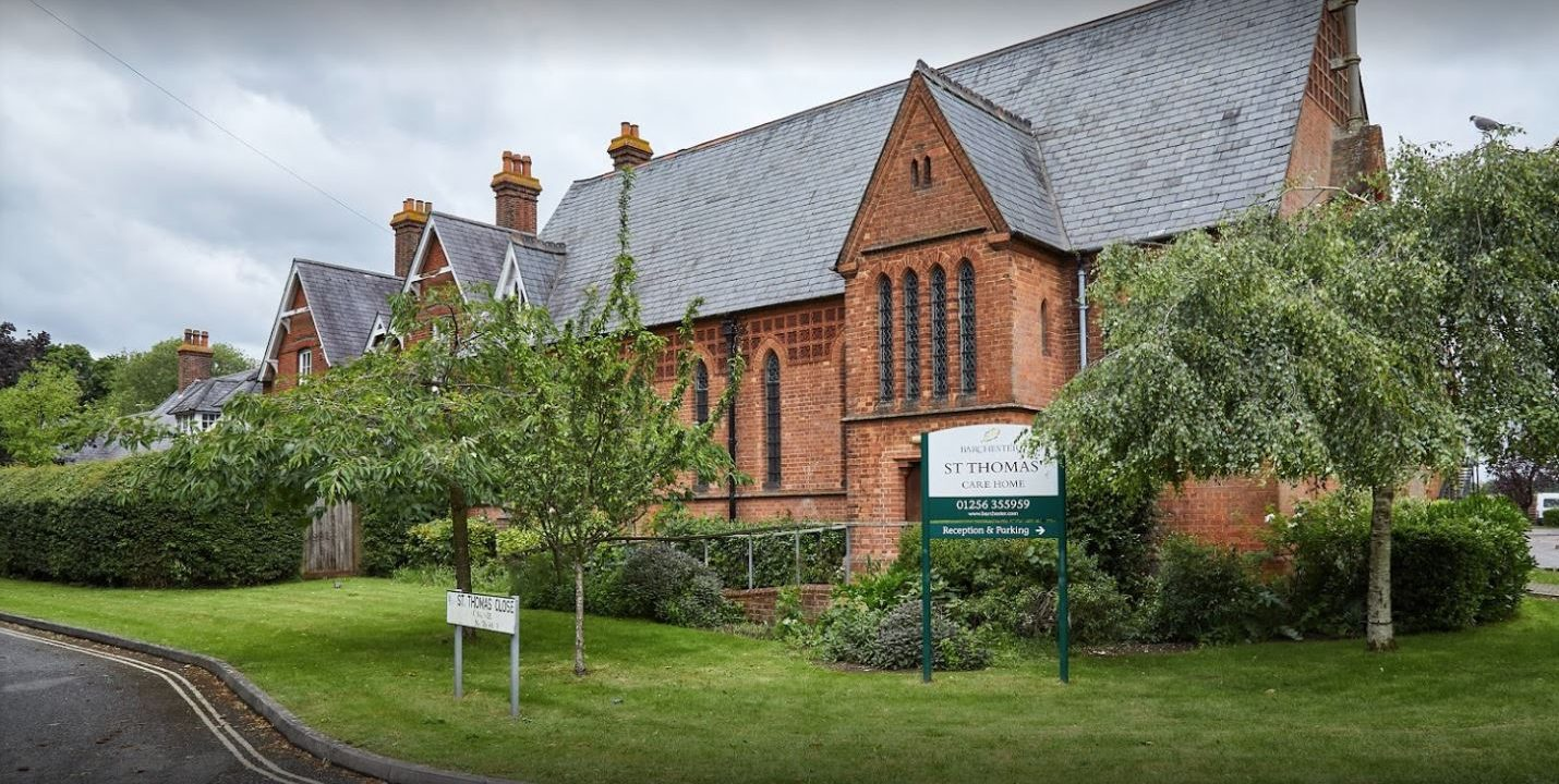St Thomas' Home for the Friendless and Fallen, Basingstoke
