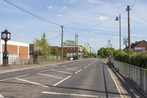 Tadley Centre During April 2020 COVID-19