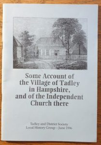 Some Account of the Village of Tadley