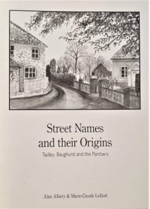 Street Names and their Origins