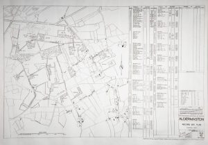 1945-Aldermaston-Record-Site-Plan-263-45