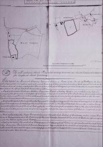 THE LAND OFFICE TITHE DEPT 2 DEC 1886