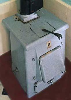 Barry Howard's Tadley Memories blue stove v1