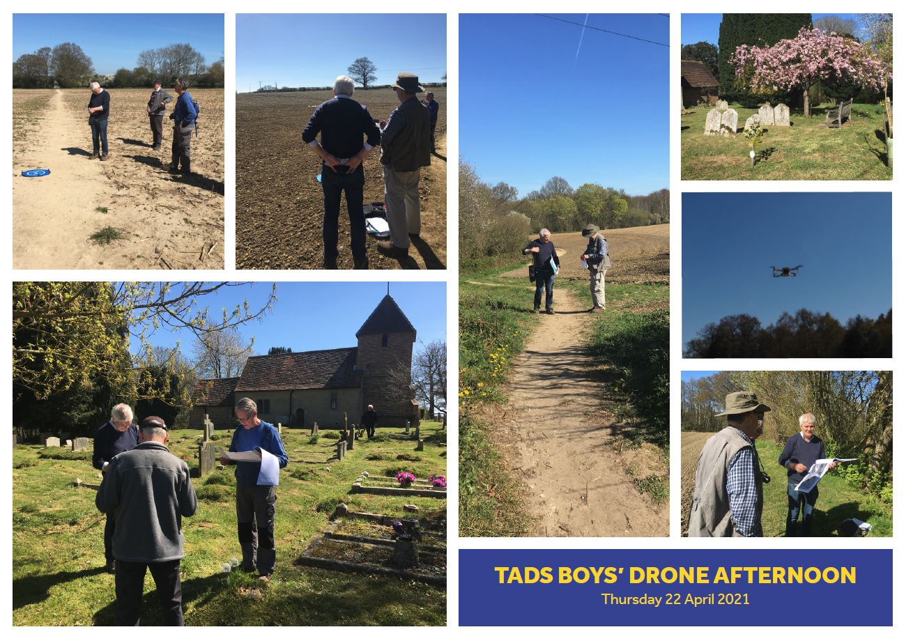 TADS boys drone afternoon