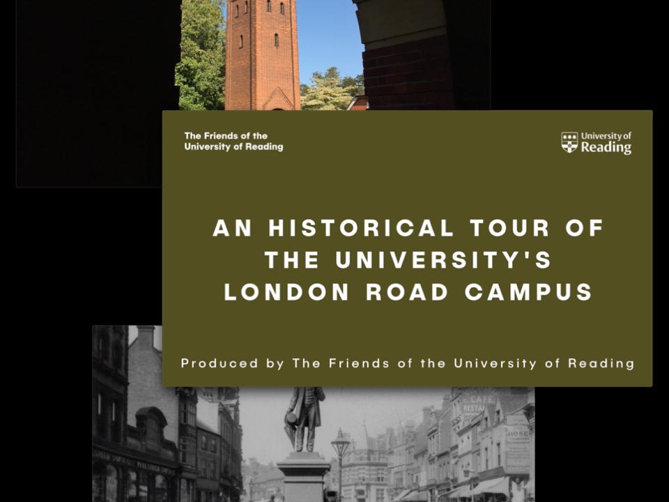 Reading Campus Tour