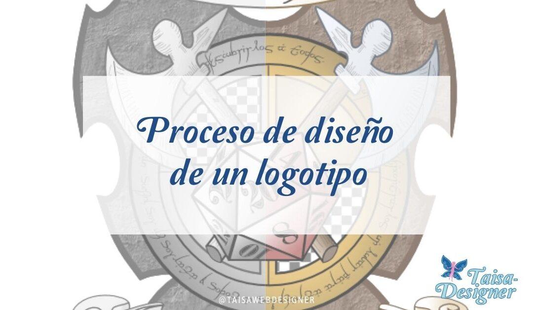 Proceso de diseño de un logotipo