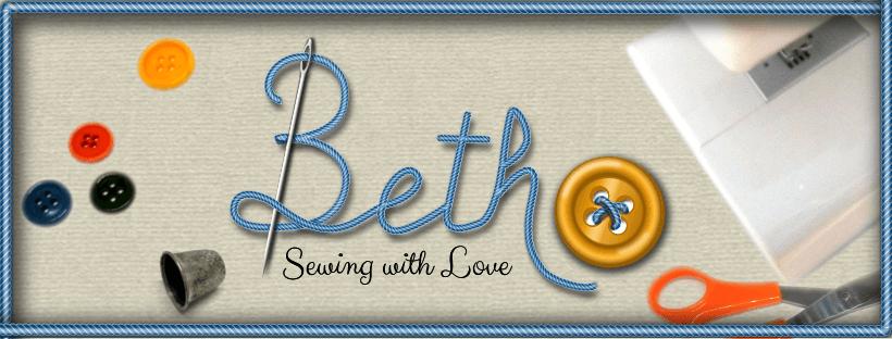Cabecera Facebook para Beth Costuras