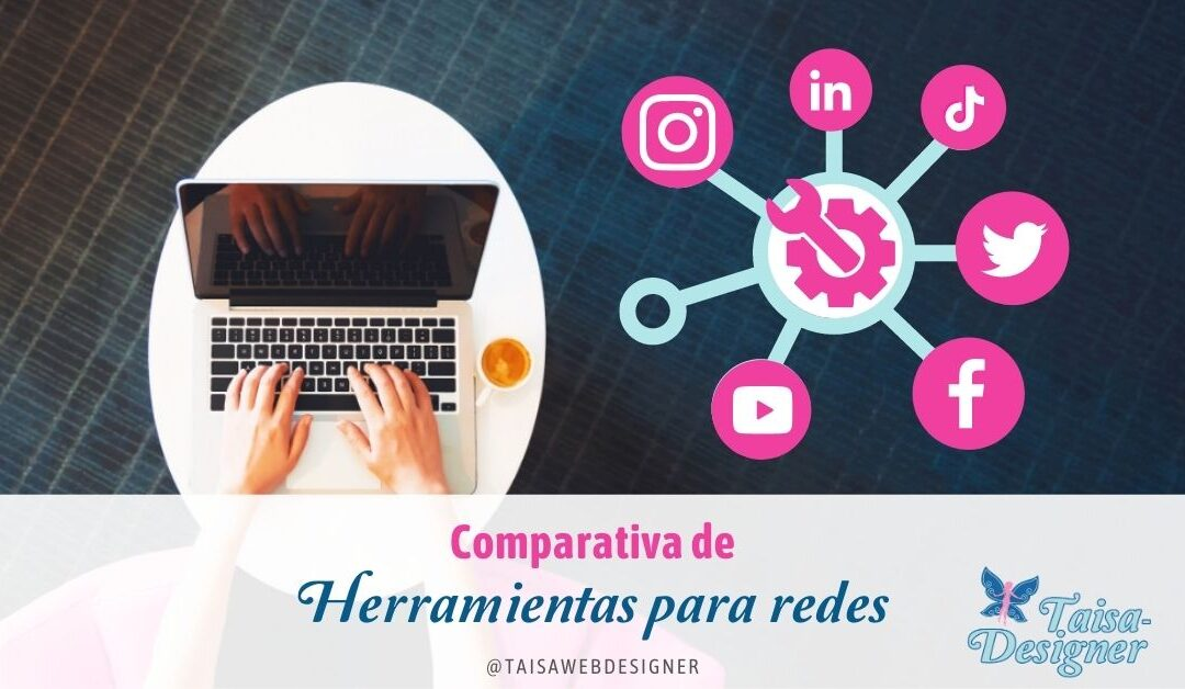 Herramientas de gestión de redes sociales: Comparativa de 6 conocidas aplicaciones