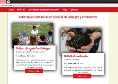 ejemplo diseño web clases 2