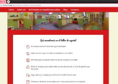 ejemplo diseño web clases 3