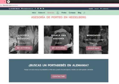 ejemplo diseño web porteo 2