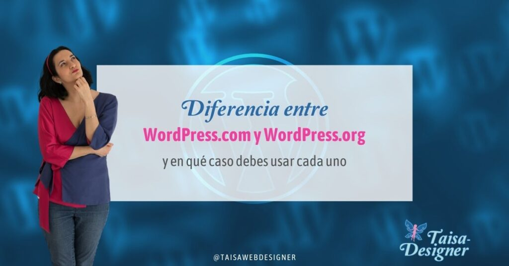 wordpress.com o wordpress.org - diferencias - cual elegir