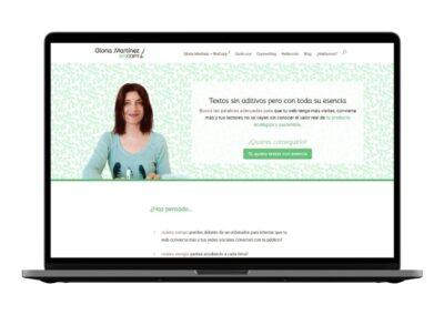 Web design für Copywriter