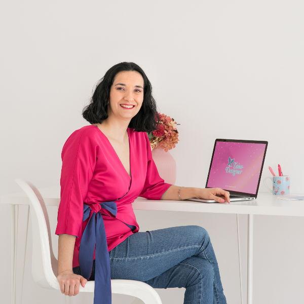 Taia-Designer | Raquel García Arévalo - Informática, bloguera, diseñadora web