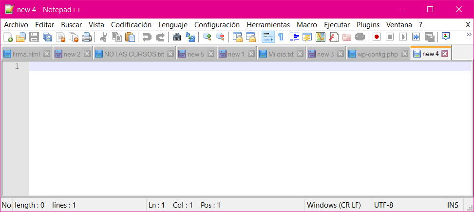 Herramienta gratuita para tomar notas en PC con guardado automático.