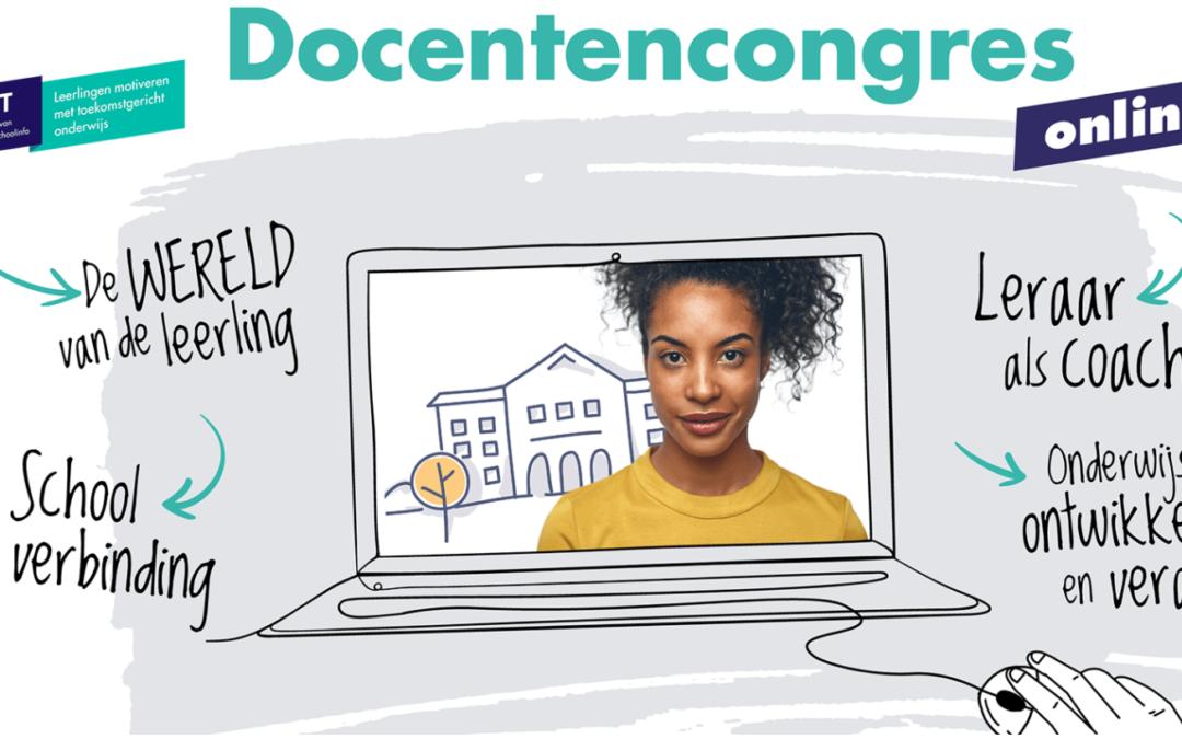 Docentencongres online (voortgezet leren)
