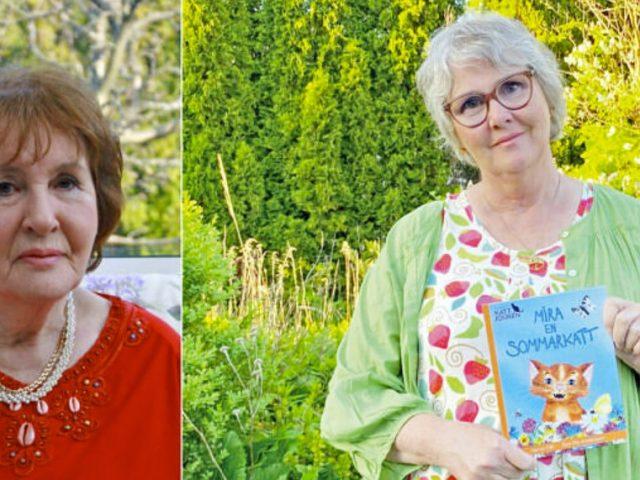 Mor och dotter aktuella med nya böcker