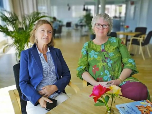 Två artiklar i Torslanda-Öckerötidningen