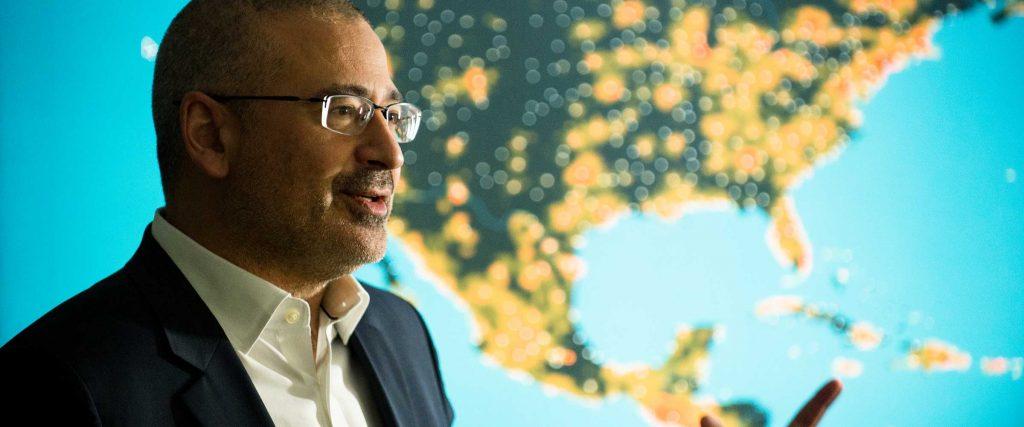 Alessandro Vespignani - Network Science Institute - Boston