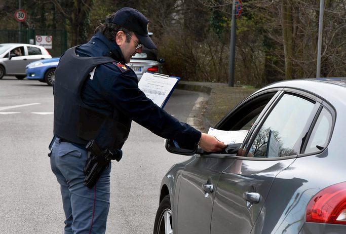 Controlli da parte della polizia