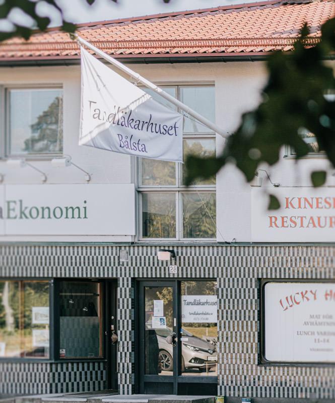 tandläkarhuset Bålsta