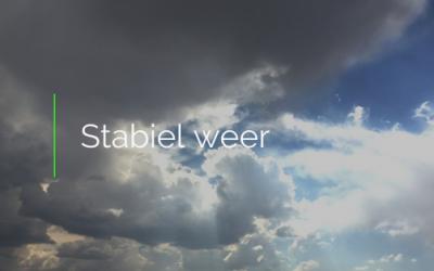 Is jouw project net zo wisselvallig als het weer van deze week?