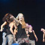 Dansare på scen