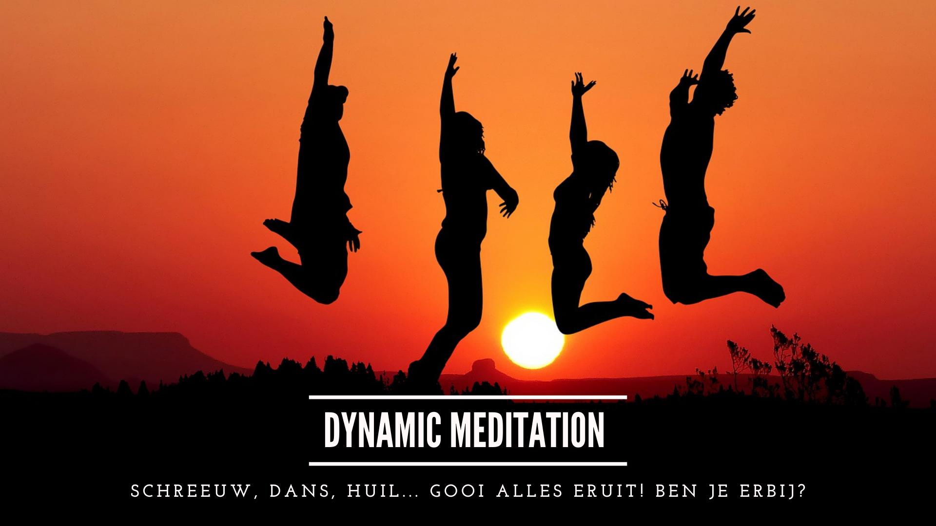 Dynamic Meditation Groningen