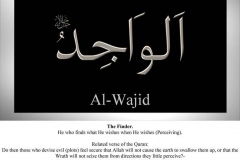 064-al-wajid