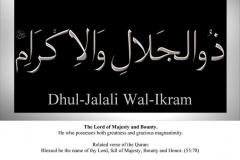 085-dhul-jalaliwal-ikram