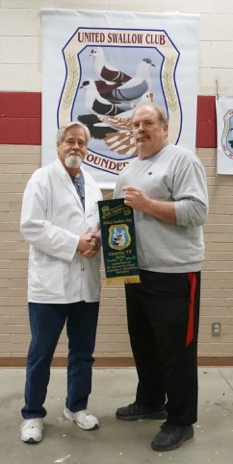 Chris Auer Award from Griebel