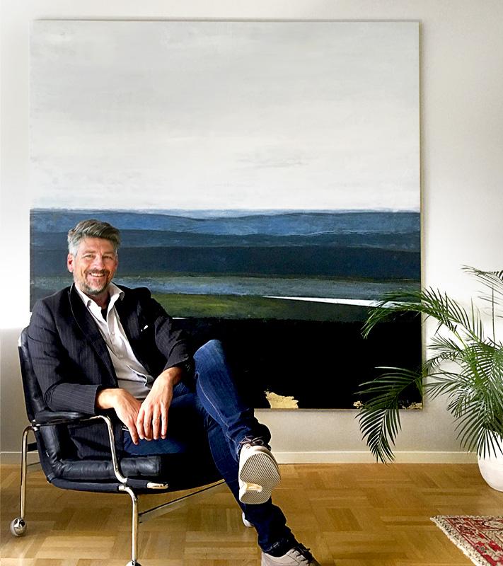 konst utställning abstract art stockholm