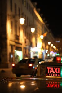 Taxi Online International airport transfers