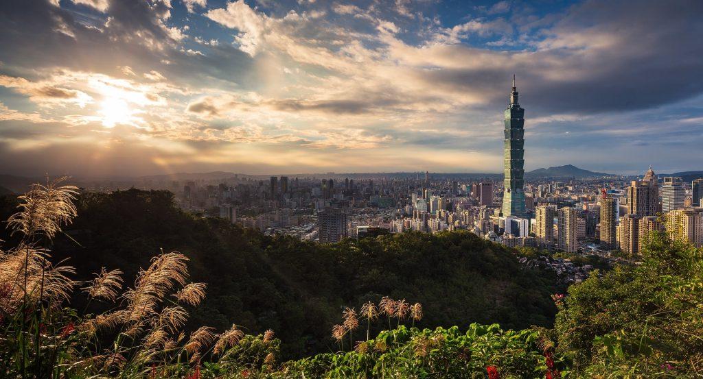 Taiwan - Taipei - 台北101