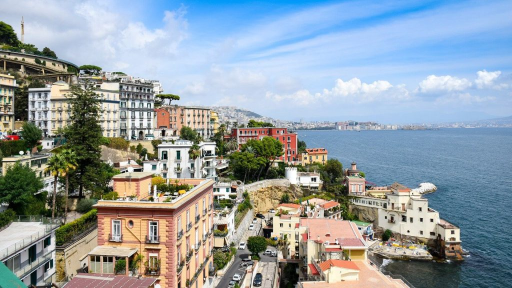 naples airport to city transfers
