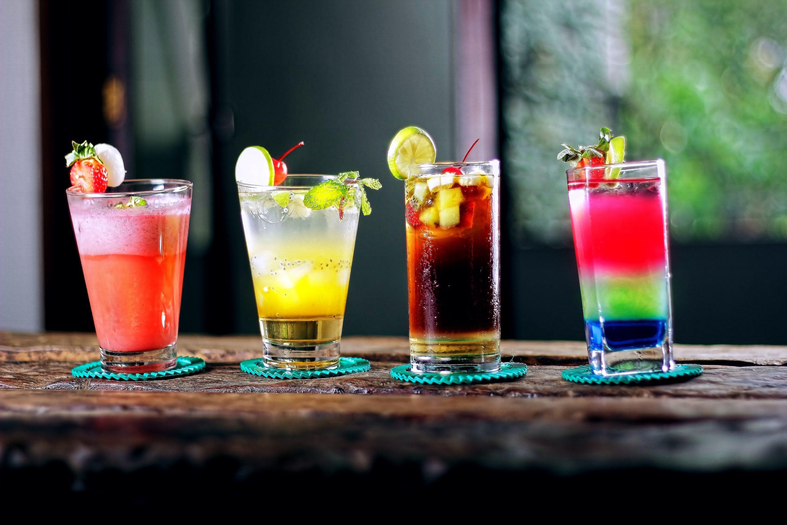 Krijg een drankenkaart
