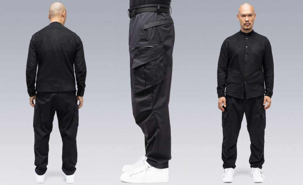 Acronym fall/winter 2019: P34-E
