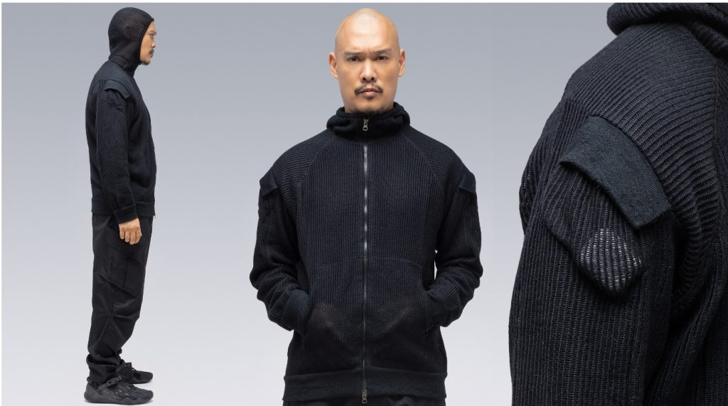 Acronym fall/winter 2019: J77-AM
