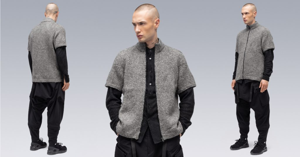Acronym fall/winter 2019: J65-AJ