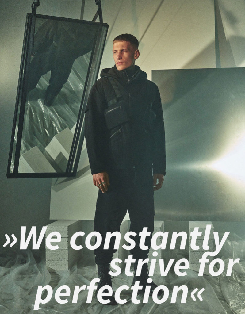 "Enfin Levé Michael van Diem interview quote: ""We constantly strive for perfection"""