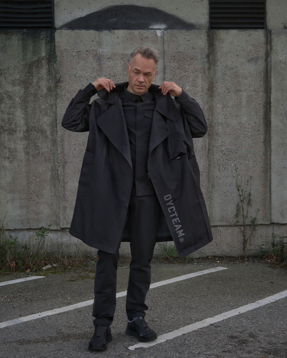 DYC Tean Trench Coat